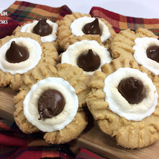 Peanut Butter S'Mores Cookies Recipe