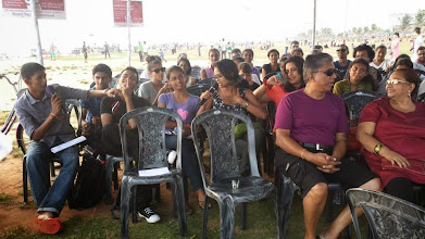 Photo: 3.30.14 Project Respect in Sri Lanka held a discussion about street harassment