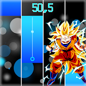 Tải Game Dragonball Piano Tiles