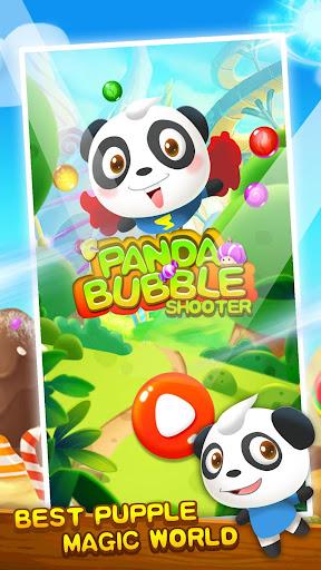 Panda Bubble Shooter 1.0.1 screenshots 1