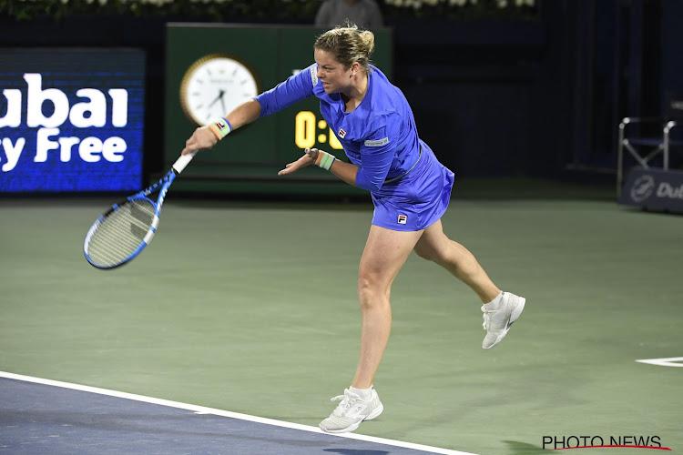 Kim Clijsters gaat deze zomer tennissen in teamcompetitie in de VS, mogelijk zelfs voor publiek