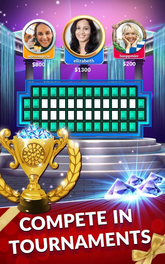 Wheel of Fortune Winning Words Specialty Game - Play it Now