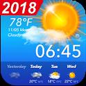 Today Weather : Radar , News & Severe Alert icon