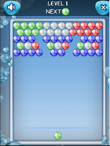 Baby Bubble Blaster screenshot 1
