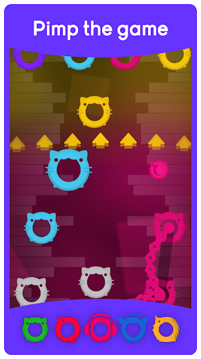 Wire Up: Swing the Magic Dancing Line and Level Up filehippodl screenshot 3