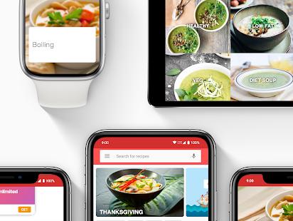 Soup Recipes – Soup Cookbook app 14