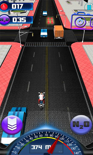 Moto Storm Race Fever: Top Mad Bike Rider Skills 2 screenshots 5
