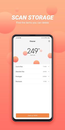 Cleaner Lite - Free up storage space  screenshots 2