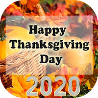 Happy Thanksgiving 2020  Wishes and Cards Gif
