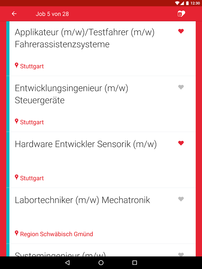 FERCHAU Job- screenshot