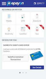 EPayon - Recharge & Bill Payment App-Download APK (com epayon app
