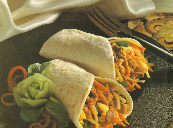 Moo Shu Beef Recipe