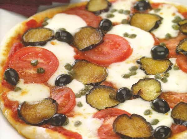 Pizza à La Siciliana Recipe