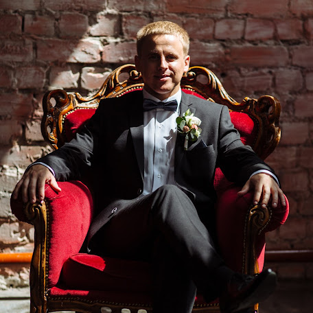 Wedding photographer Ekaterina Andronova (andronova). Photo of 29.09.2017