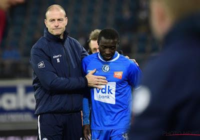 Nana Asare verklaart waarom hij bij AA Gent bleef