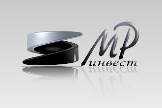 """Photo: Проект на лого за """"MP инвест"""""""