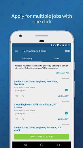 Job Search - CareerBuilder Screenshot