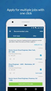 Job Search - CareerBuilder- screenshot thumbnail