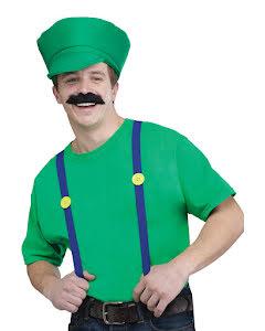 Rörmokare-set, grön