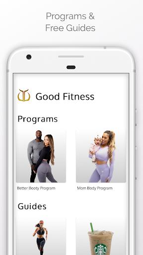 Good Fitness screenshot 2