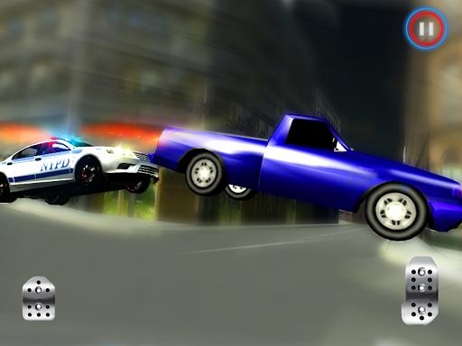 911 Police Driver Car Chase 3D  screenshots 10