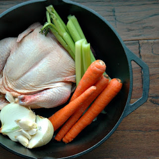 Boiled Chicken And Vegetables Recipes.