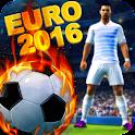 Coup franc Euro 2016 icon