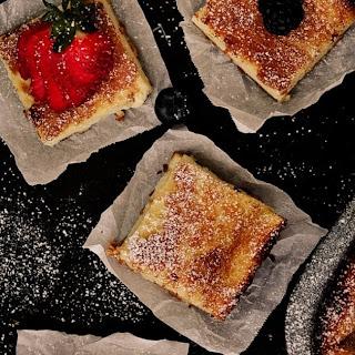 Insanely Easy Magic Custard Pie