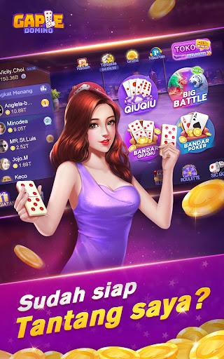 Domino Gaple Online(Free) apklade screenshots 1