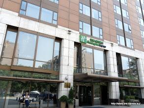 Photo: 14 mei 2012. Ons hotel in Beijing.