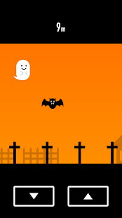 Halloween Ghost Run Screenshot