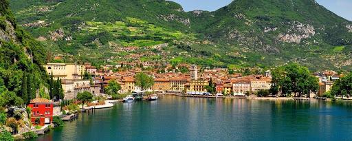 le tour des lacs italien à moto