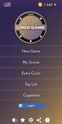 Golden Logo Game screenshot 1