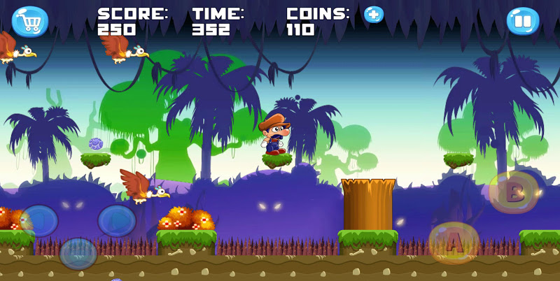 xBoy's World - Super Jungle World 2020 Cheat APK MOD Free Download 1.1.4