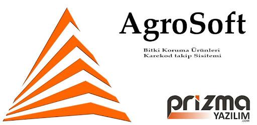 Agrosoft Windows uygulamaları ile depo arasındaki veri akışını sağlar