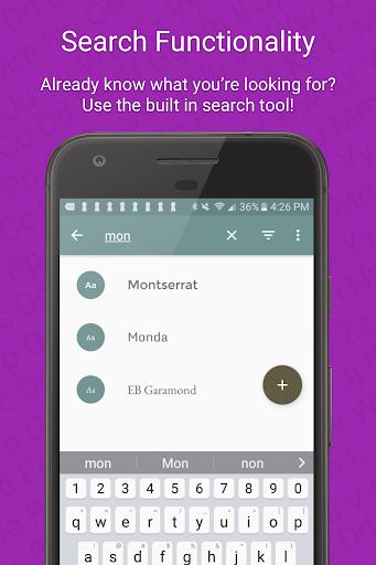 FontFix (Free) 4.4.5.0 screenshots 4