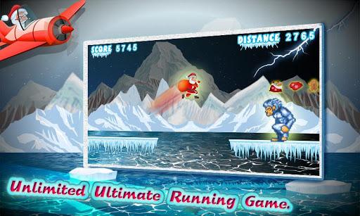 Run At North Pole 1.2 screenshots 8