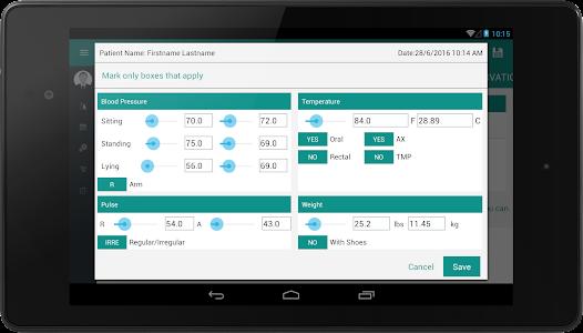 Patient Tracker screenshot 12