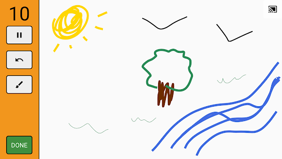 Doodle It - el Pictionary para tu Chromecast Screenshot