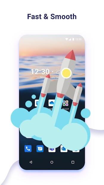 Microsoft Launcher Android App Screenshot