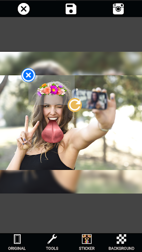 Photo Editor Filter Sticker & Selfie Camera Effect screenshot 3