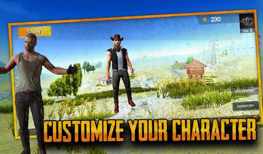 Free survival: fire battlegrounds battle royale 5 screenshots 4