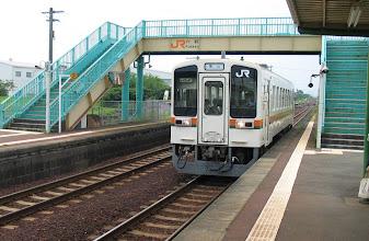 Photo: 亀山行き918C列車(1112発)