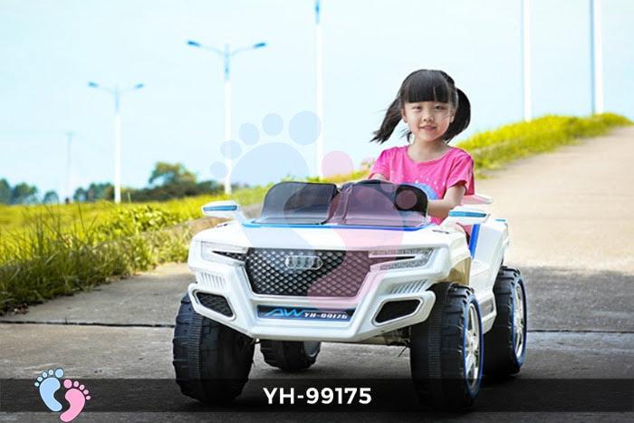 Ô tô điện trẻ em 2 chỗ ngồi YH-99175 3