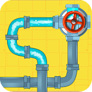 Plumber 2: Connect Water Pipe