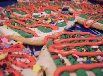 Perfect Sugar Cookies Recipe