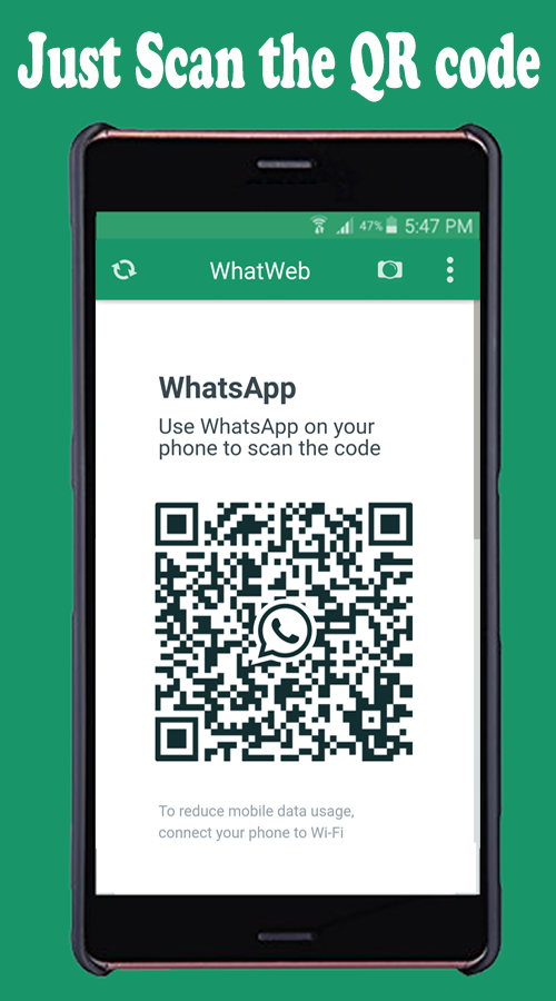 usar whatsapp web no android