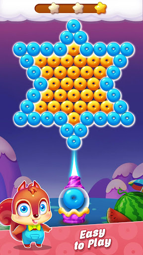 Bubble Shooter Cookie apkmr screenshots 3