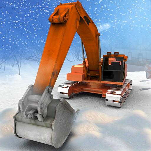 Excavator Snow Loader Truck 16