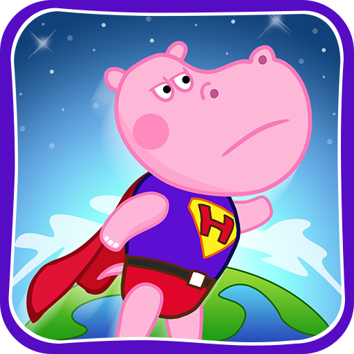 Kids Superheroes free (game)
